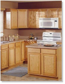 Contractoru0027s Choice Is Our Entry Level Kitchen Cabinet Line. Contractoru0027s  Choice Cabinetry Is Available In Four Different Styles, And Is Available In  Either ...